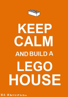 "Keep calm and build a LEGO house - If you ♥ LEGO, come have a look at LEGO LOVE board http://pinterest.com/almaisoncloud9/lego-love/ - I am the French-Israeli designer of ""Mademoiselle Alma"". Inspired by my daughter, ALMA, I create Jewelry made from LEGO bricks, SWAROVSKI crystals and of course, a great amount of imagination. *** http://www.facebook.com/MademoiselleAlma Hope you LIKE my Facebook page-shop ♥ & http://www.etsy.com/shop/MademoiselleAlma #LEGO"
