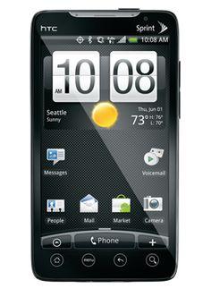 HTC Evo 4G (yea this is my phone!)