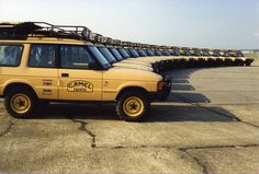 land rover discovery -