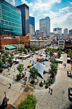 Market Square, Pittsburgh, Pennsylvania