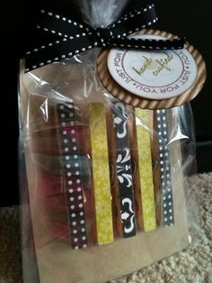 Just for You by Jessica: Chip Clips