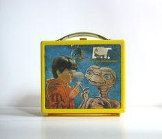 E.T. lunch box