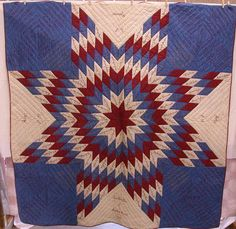 lone star, star quilt