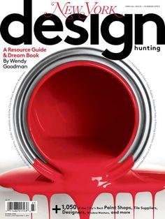 #cover New York Design Hunting #magazine