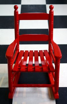 ... red rocking chair rock chairi rocking chairs color blackwhit red rock