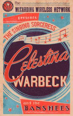Nuova storia della strega Celestina Warbeck