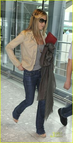 I just love Jennifer Aniston's style!
