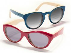 14 eco-friendly sunglasses to protect your peepers, including these handcrafted bamboo Dames from Proof