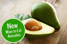Think outside the guac with these different ways to use #avocado. | via @SparkPeople #recipe #healthy #nutrition