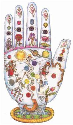 Alchemist Hand
