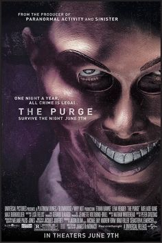 Win advance-screening movie passes to The Purge starring Ethan Hawke from the producer of Paranormal Activity and Sinister courtesy of HollywoodChicago.com! Win here: http://ptab.it/UNmY