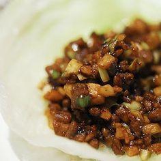 Lettuce Wraps (PF Changs) Recipe - Key Ingredient