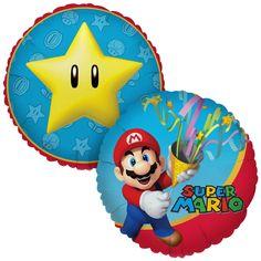 Super Mario Party Foil Balloon, 89404