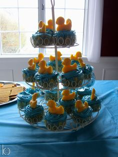 """Photo 3 of 8: Rubber Ducky / Baby Shower/Sip & See """"Jenny's Baby Shower""""   Catch My Party"""