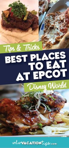 Epcot is often known
