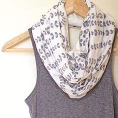 GIVEAWAY for US & Canada residents! As thanks to my Pinterest fans, everyday this week I will be giving away 1 item sponsored by Sneekpeeq! Today's giveaway is this Steel Vines infinity scarf by Little Minnow valued at 30 dollars! TO ENTER: Re-pin this image and by tomorrow afternoon, May 22nd, I will pick one winner and will announce it in a comment on this pin along with instructions on how the winner can claim their prize. Giveaway ends tonight, May 21st, at midnight PST time!