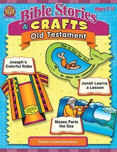 Bible Stories & Crafts.