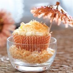 #Tropical Breeze #Cupcakes from Crisco®