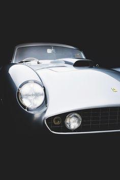#Ferrari #Scaglietti #italiandesign