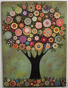 Large Blooming Tree | Flickr - Photo Sharing!
