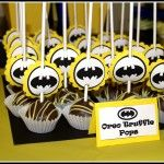 batman party theme