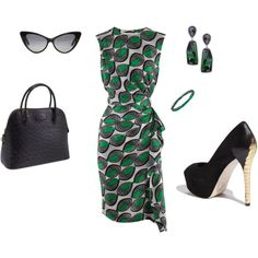 cat eye, created by aidachick on Polyvore