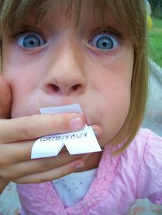 paper whistle, good sensory activity too! - Re-pinned by #PediaStaff.  Visit http://ht.ly/63sNt for all our pediatric therapy pins