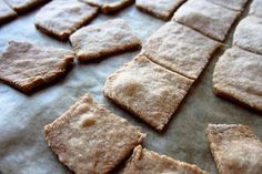 make your own crackers