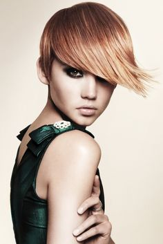 Damian Rinaldo Hair Expo Australian Hairdresser of the Year Finalist 2009