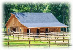 wood hors, horsebarns, hors barn, barns sheds, country garage