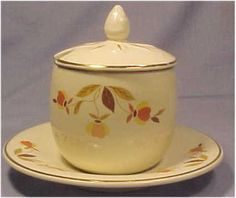 hall marmalade set 1938-1939