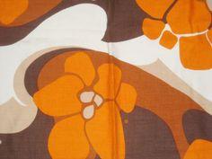 S137 Vintage Funky 60s Marimekko Cotton Fabric | eBay