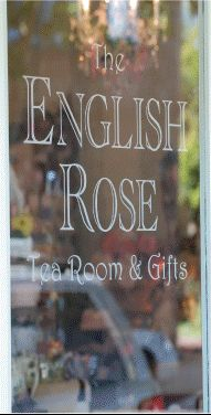 The English Rose Pleasanton Home Page
