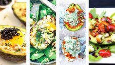 Here goes your new favorite lunch: 12 Ways to Stuff an Avocado. Mmmmm.... | Be Well Philly