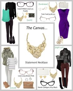 Statement Necklace |  #TheLook