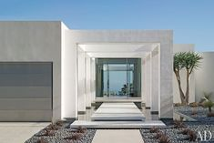 Beverly Hills minimalist haven Architectural Digest