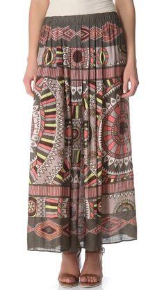 Theodora & Callum Phoenix Skirt