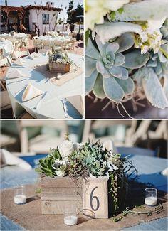 succulent flower arrangements