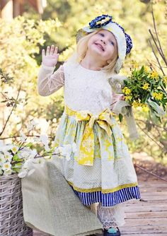 Persnickety 2014 Picnic Dress Now in Stock