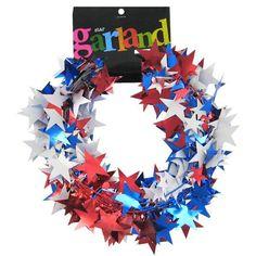 Star Garland $1.99