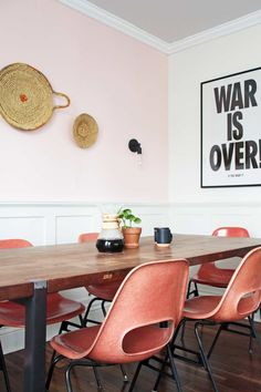 10 Pink Rooms that S