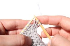 How to Knit a Perfec