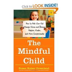 Mindfulness for children - want to read!