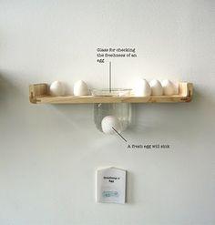 tip for checking egg freshness