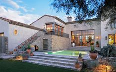 architects, the vineyard, custom homes, rustic farmhouse, dream pools, farmhouse style, courtyard, deserts, tuscan style
