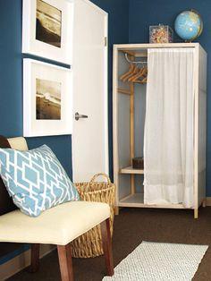 8 Stylish Dorm Room Updates by Jeanine Hays on @HGTV.  Design by Vanessa de Vargas.