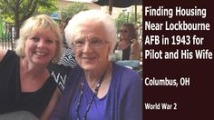 B-24 Pilot & Wife Finding Housing in Columbus in 1943 Lockbourne AFB