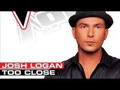 ▶ love this song & this guy kills it! Josh Logan - Too Close - Studio Version - The Voice US 2013