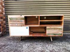 reclaimed wood! Sneaky Board Design in Australia