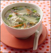 Hungry Girl - Soups!